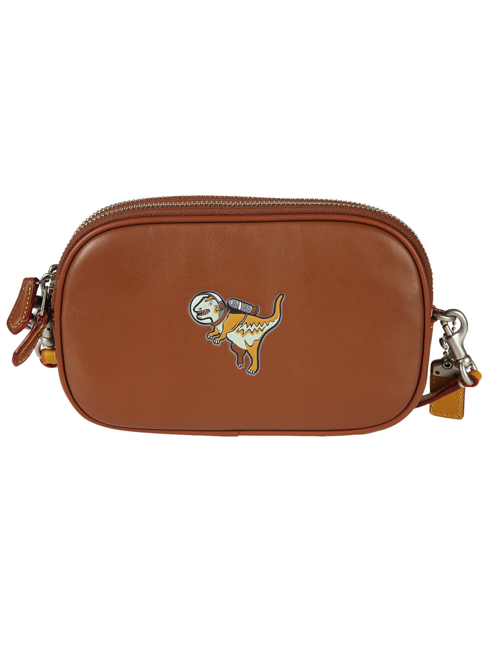 Coach Coach Dinosaur Shoulder Bag