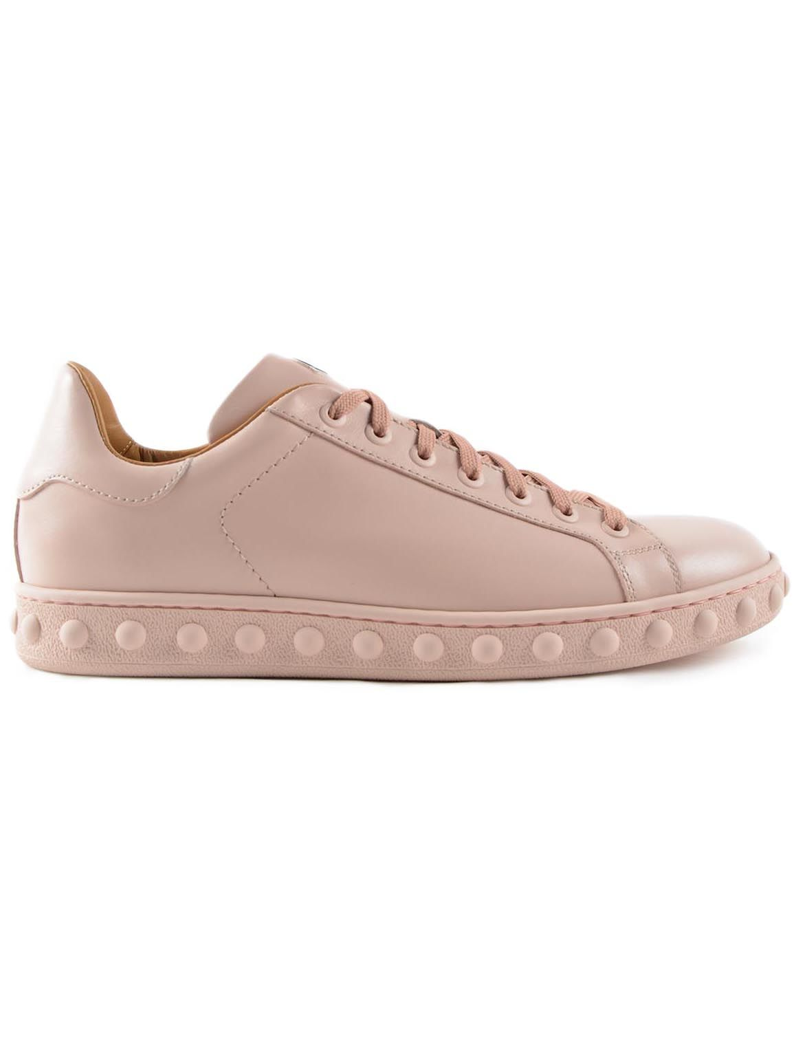 Moncler Studded Sole Sneakers