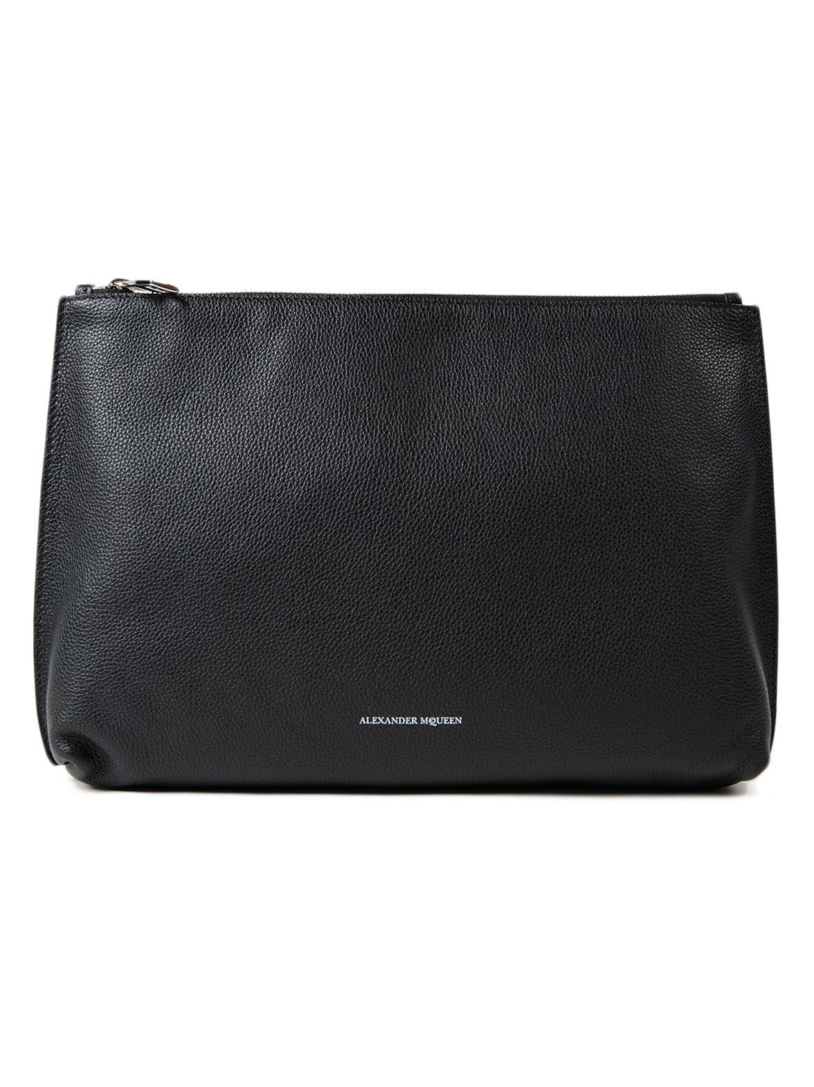Alexander McQueen Medium Zip Pouch