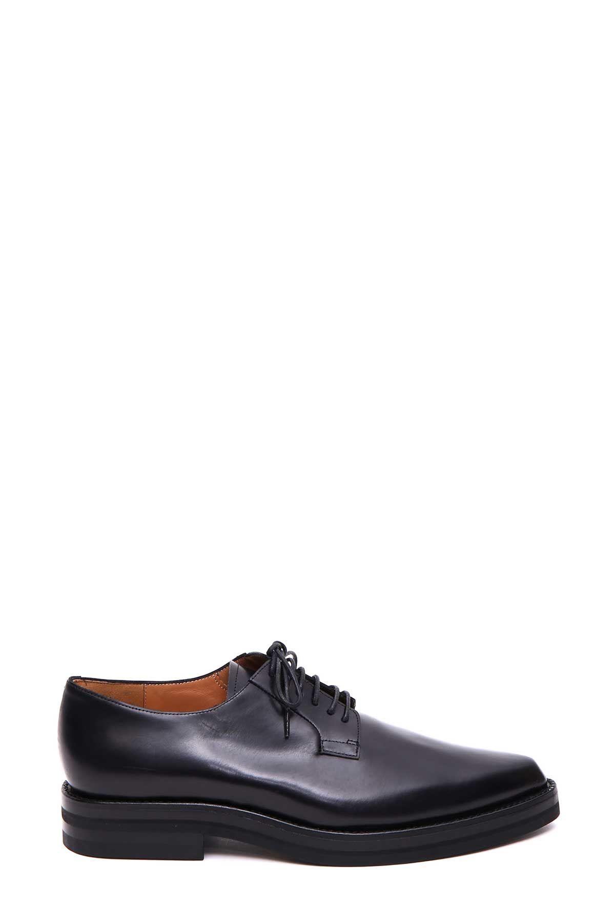 Dries Van Noten Dries Van Noten Leather Lace Up Shoes