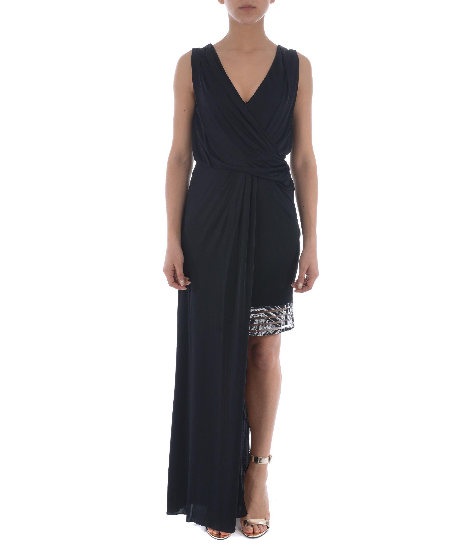 Versace Asymmetrical Dress