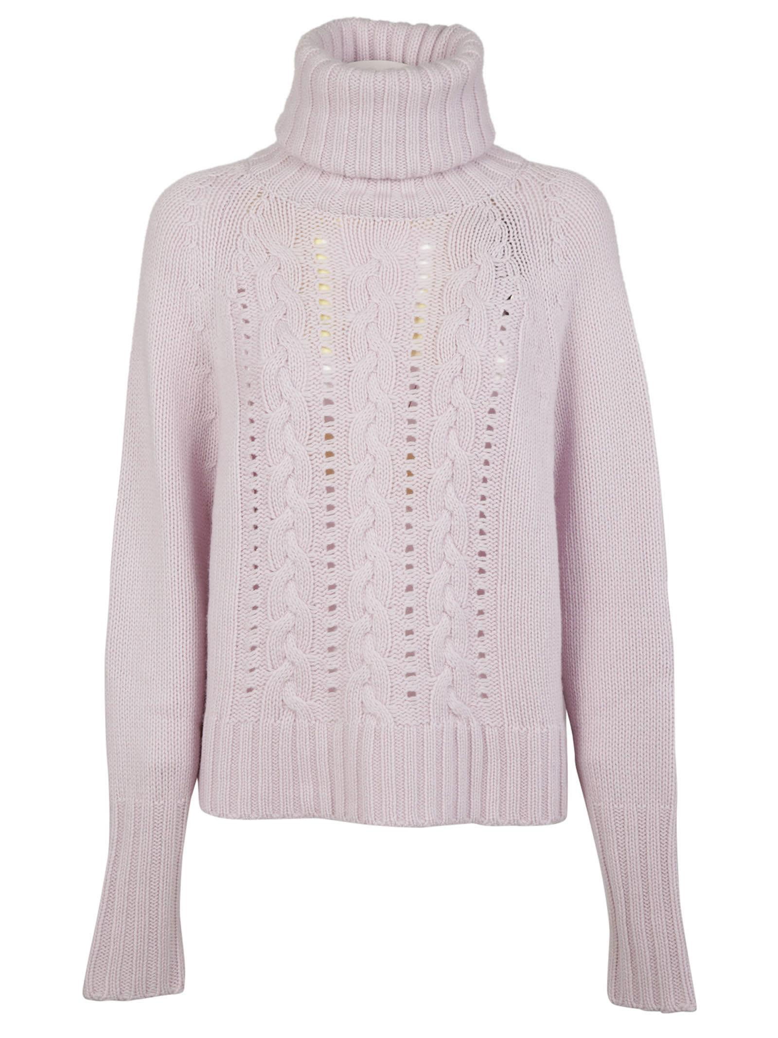 Ermanno Scervino Turtleneck Knitted Sweater