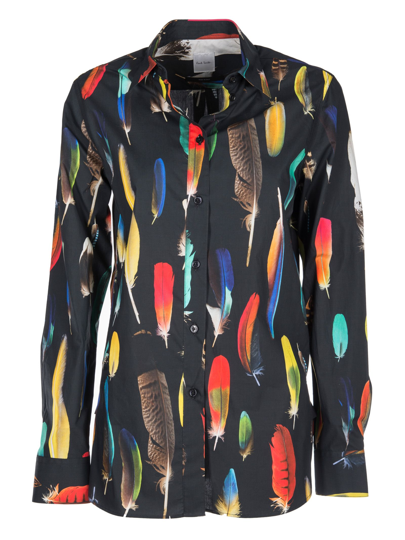 Paul Smith Feather Print Shirt