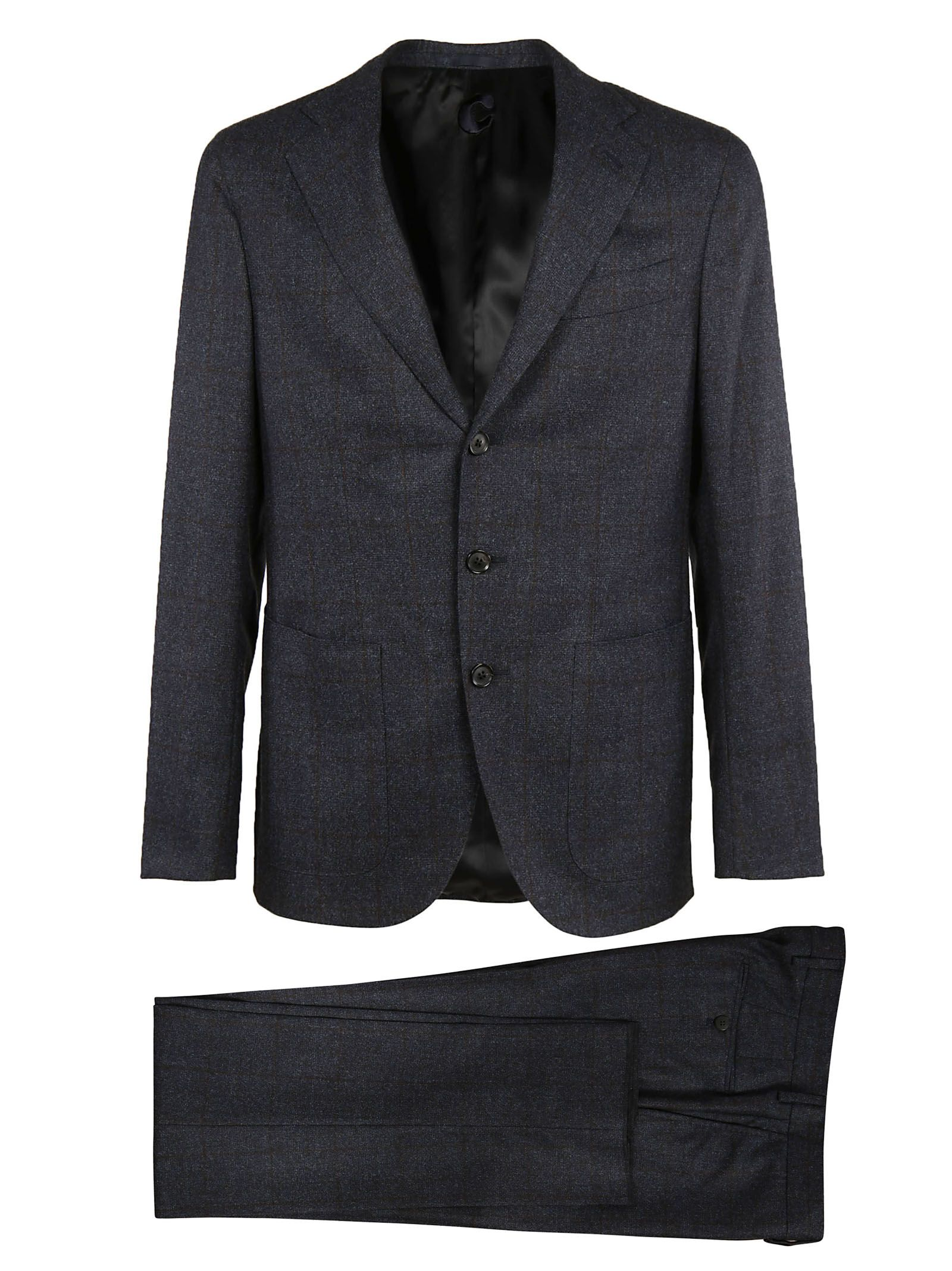 Caruso Single Breasted Suit
