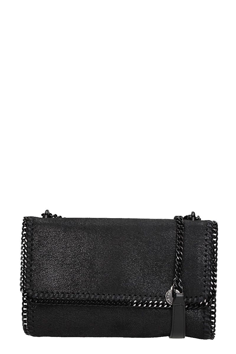 Stella McCartney Black Falabella Bag