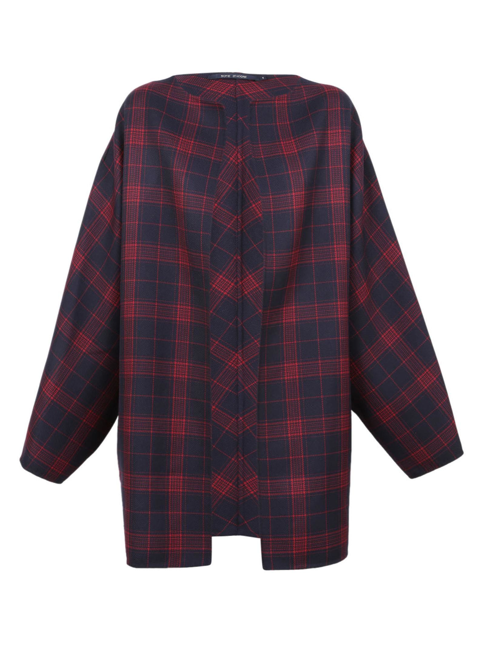 Sofie Dhoore Checkered Coat