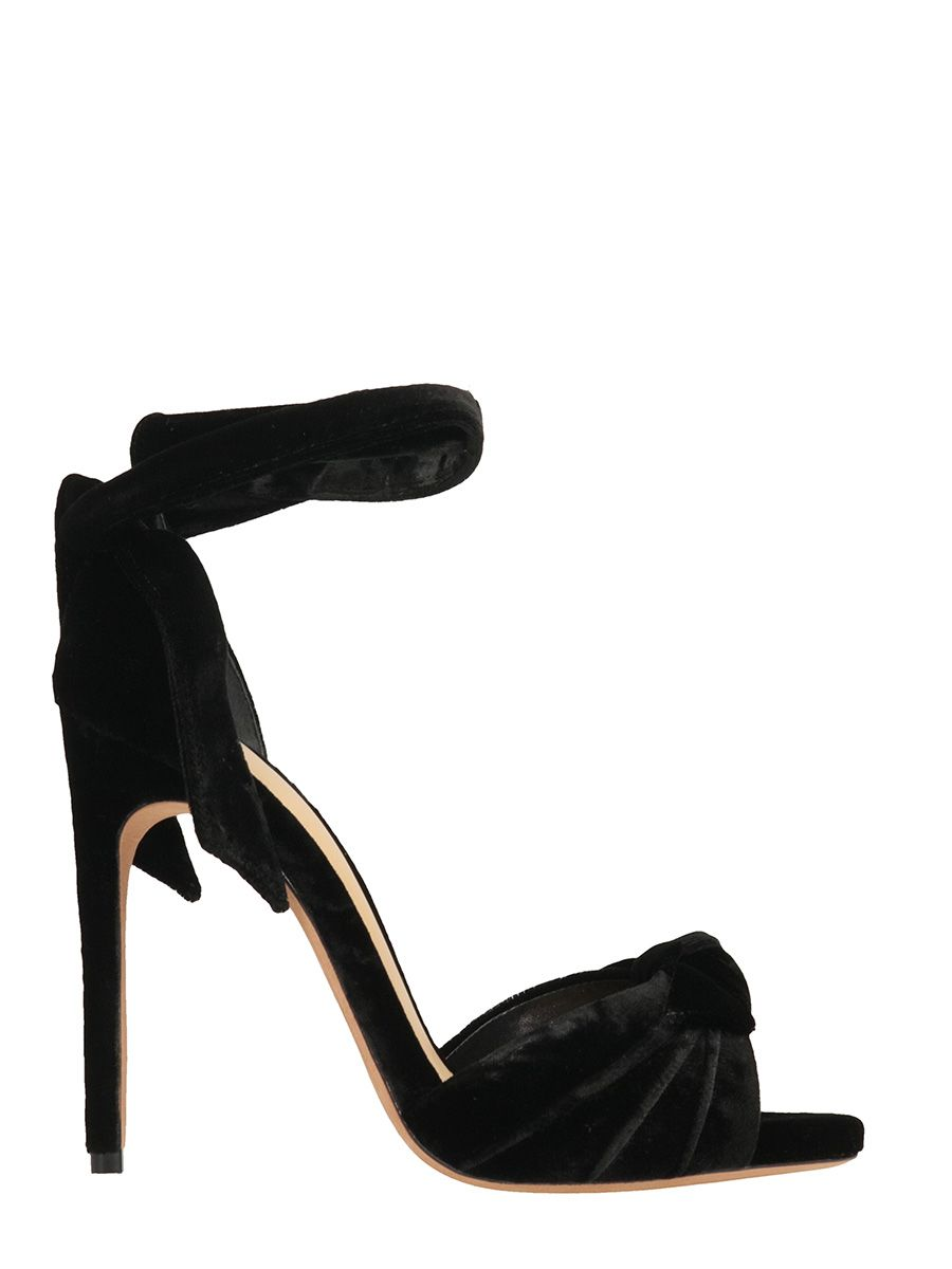 Alexandre Birman Bow Details Sandals