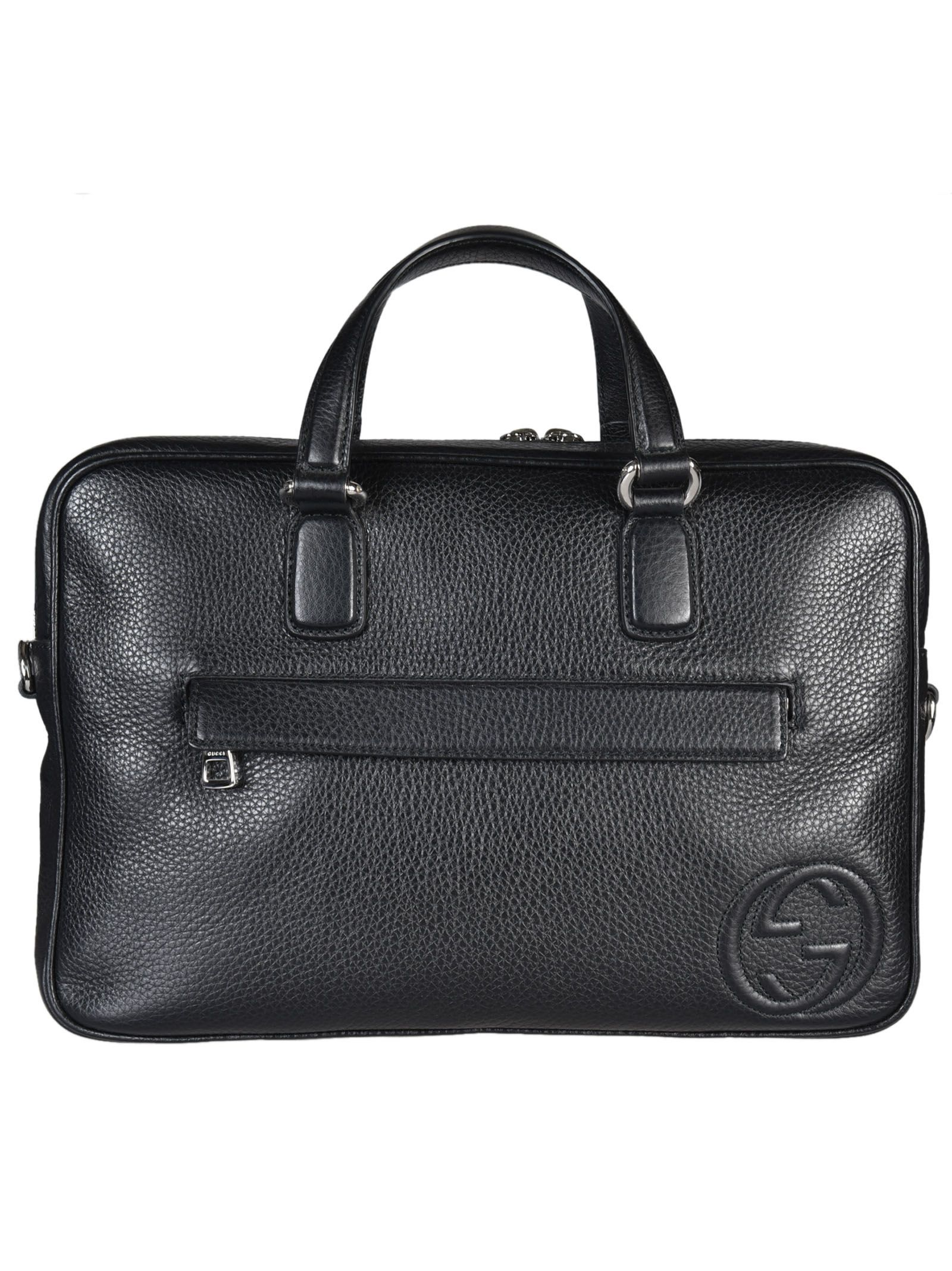 Gucci Soho Leather Briefcase