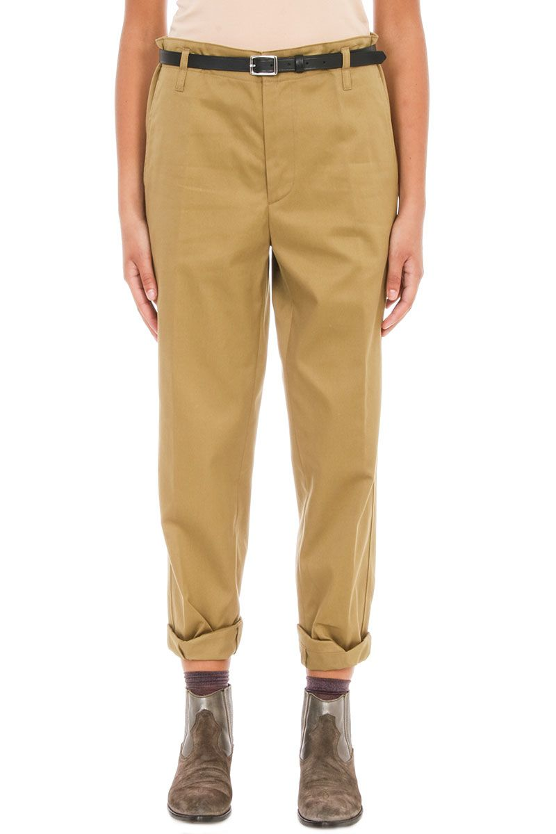 Golden Goose Chino Cotton Trousers