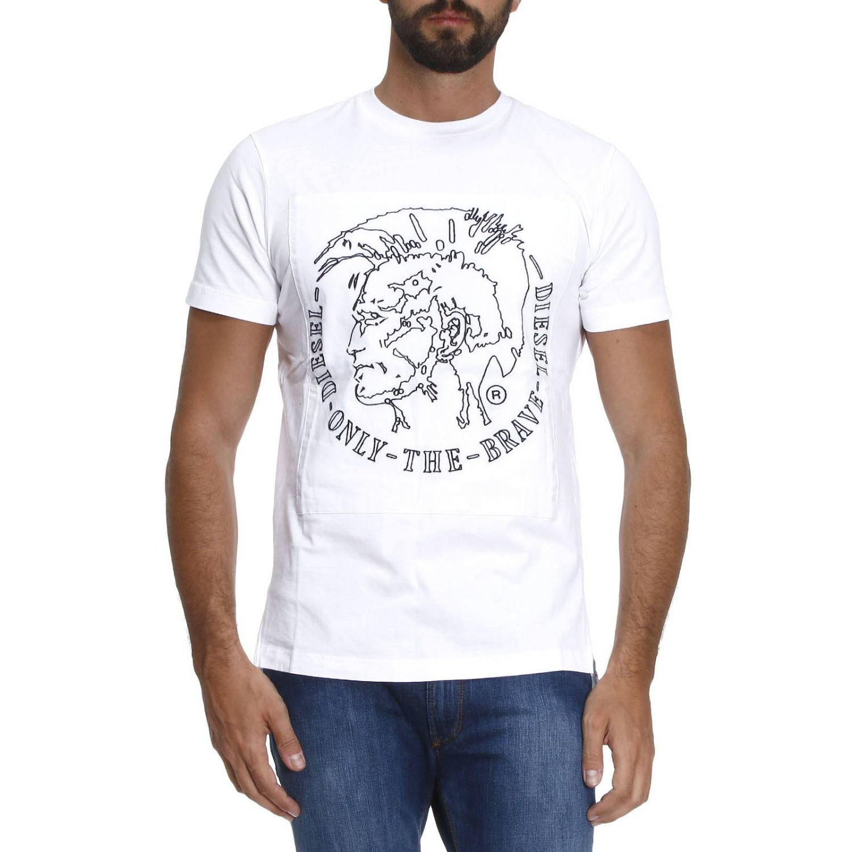 T-shirt T-shirt Men Diesel