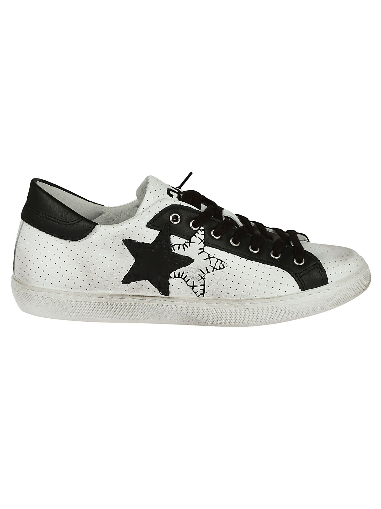 2star male 2 star low sneakers