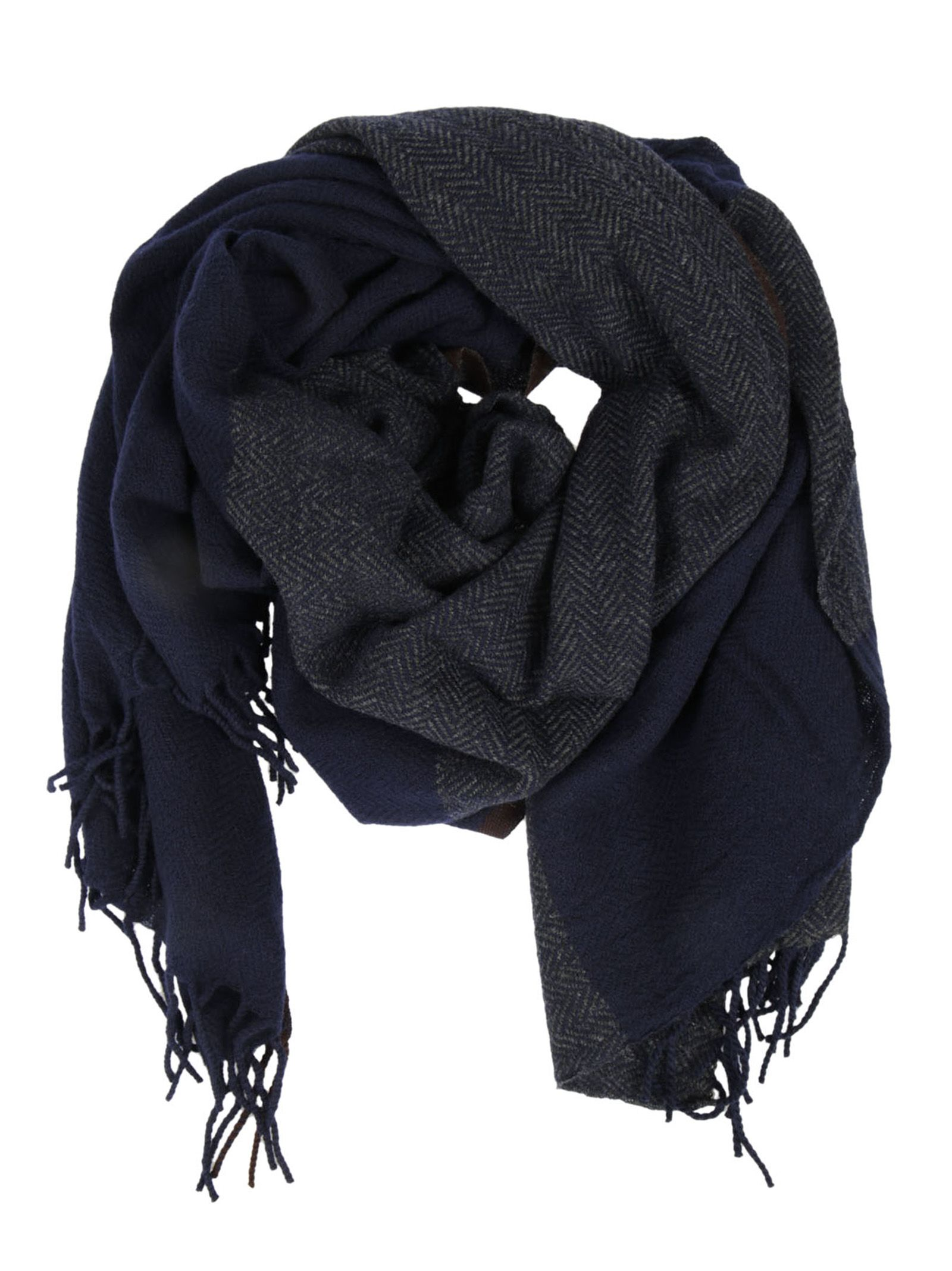 Plantation Wool Scarf