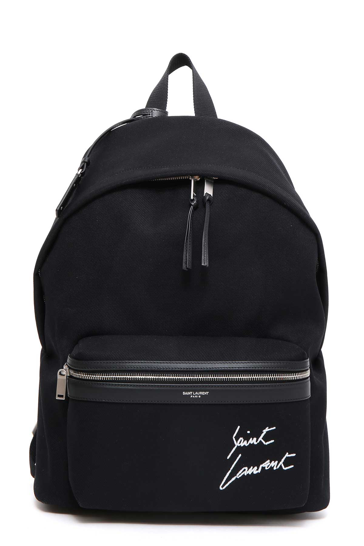 Saint Laurent Saint Laurent city Backpack