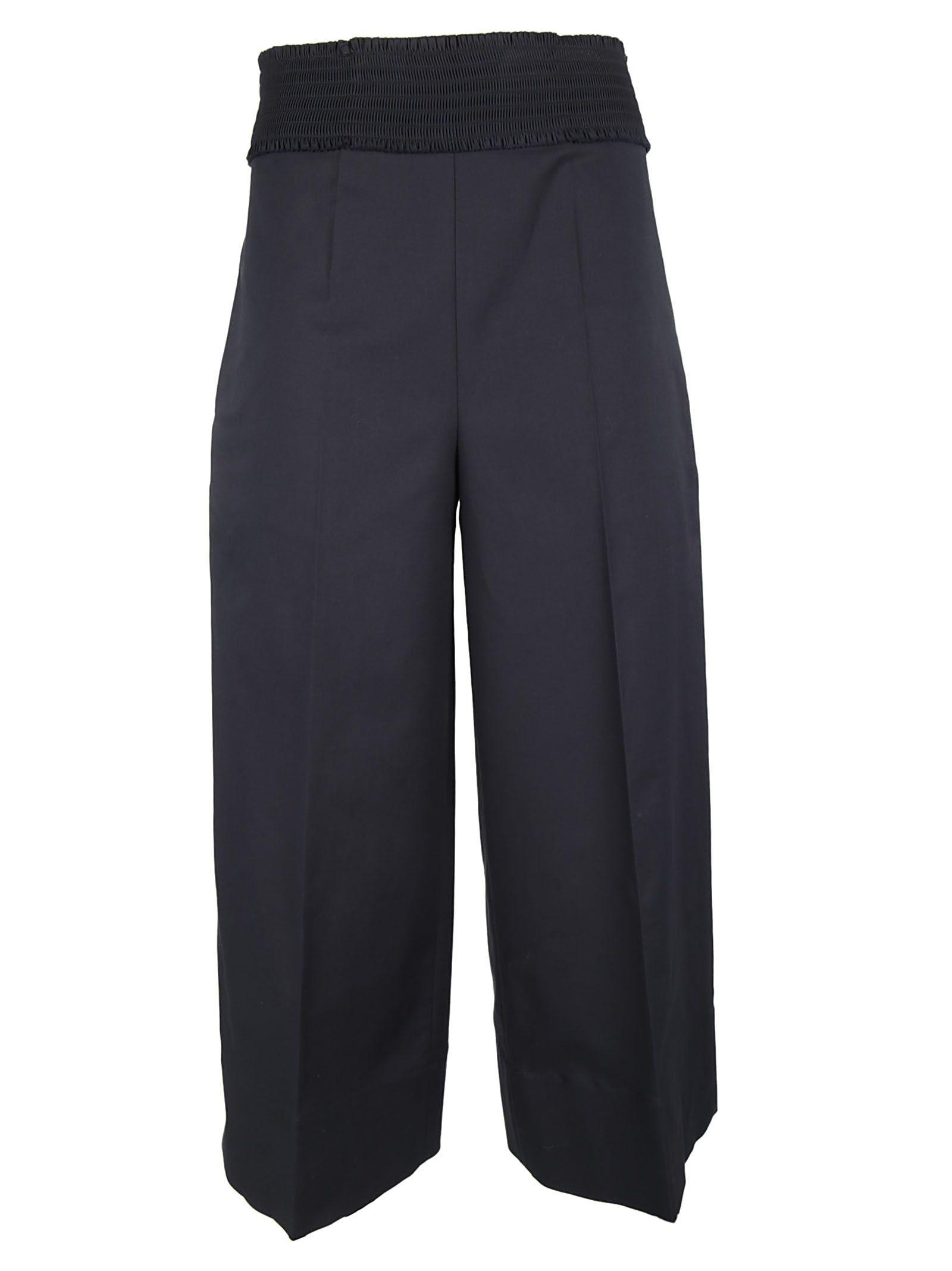 Cédric Charlier High-waisted Trousers