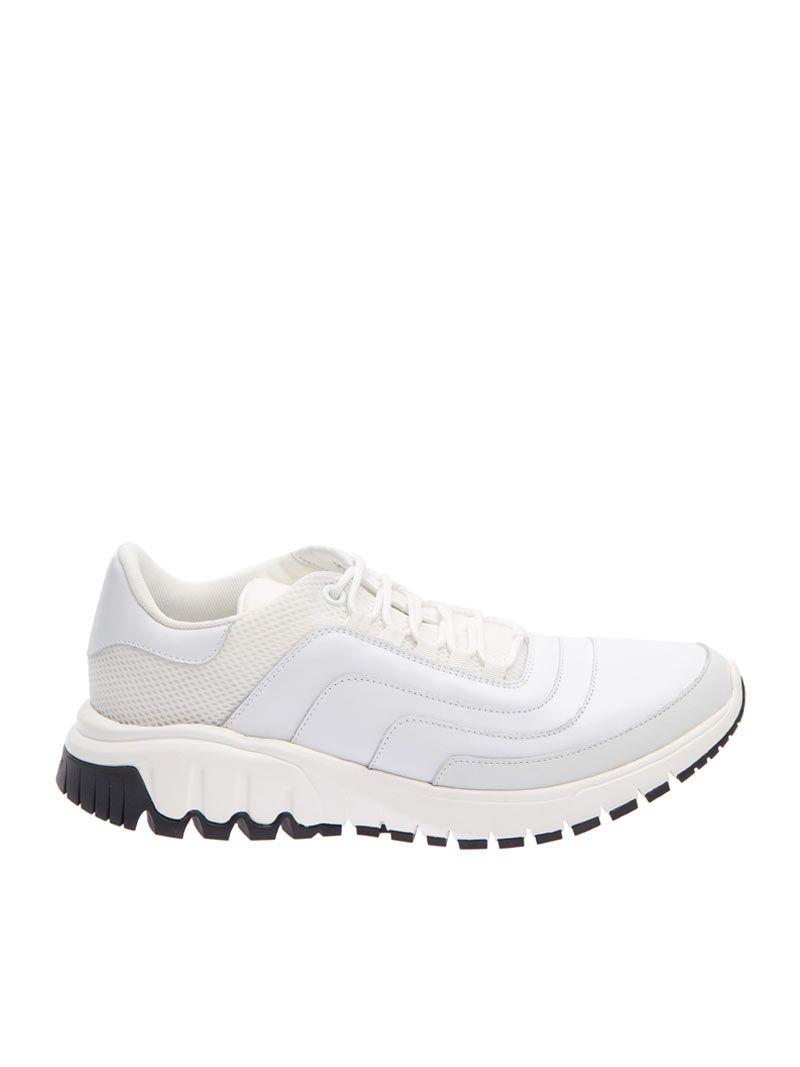 Neil Barrett Urban Runner Leather Sneakers