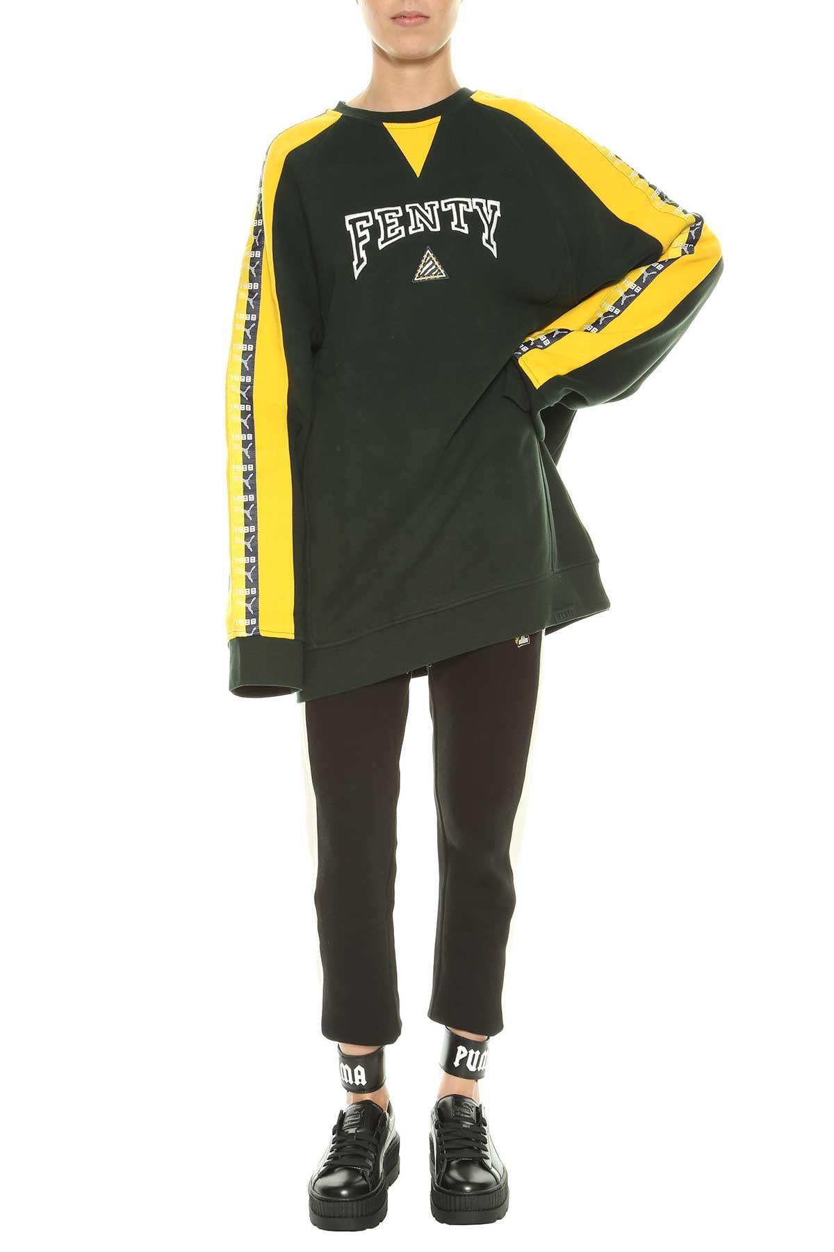 Fenty Puma By Rihanna Fenty Puma By Rihanna Oversized Sweatshirt