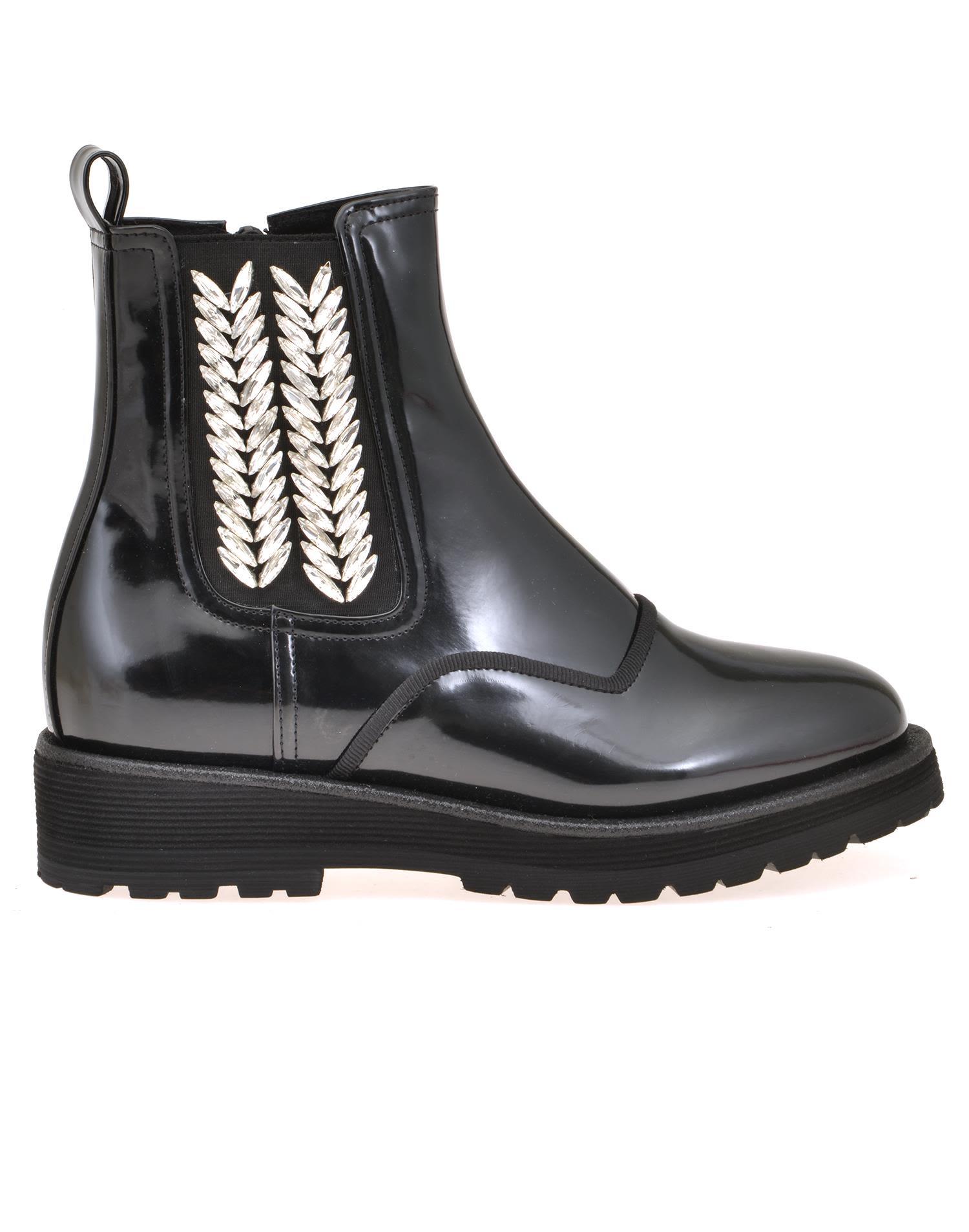 Suecomma Bonnie Leather Chelsea Boot