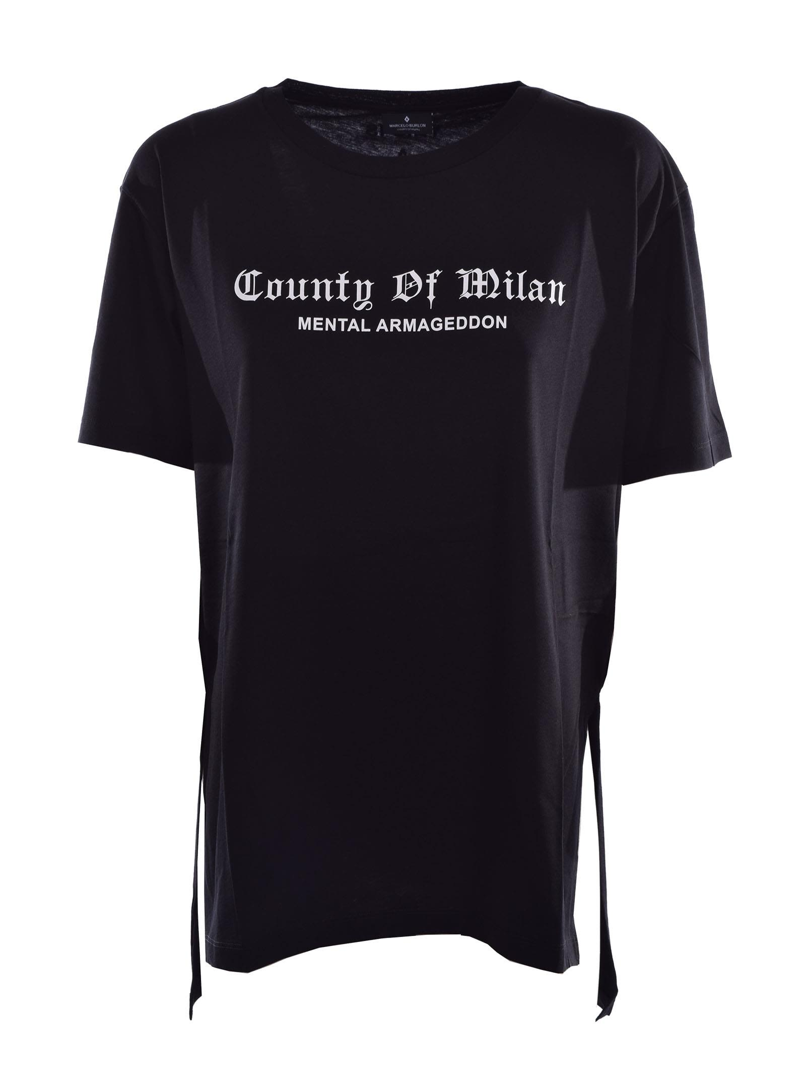 Marcelo Burlon Shalg T-shirt