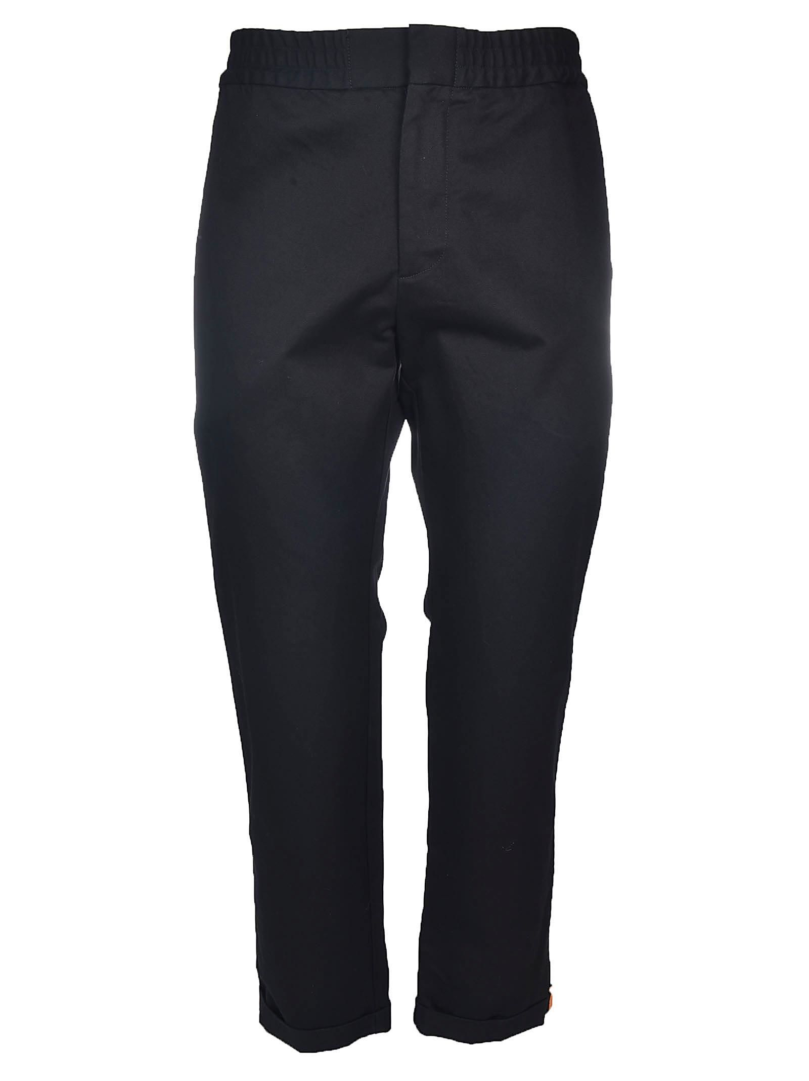Msgm Elasticated Trousers