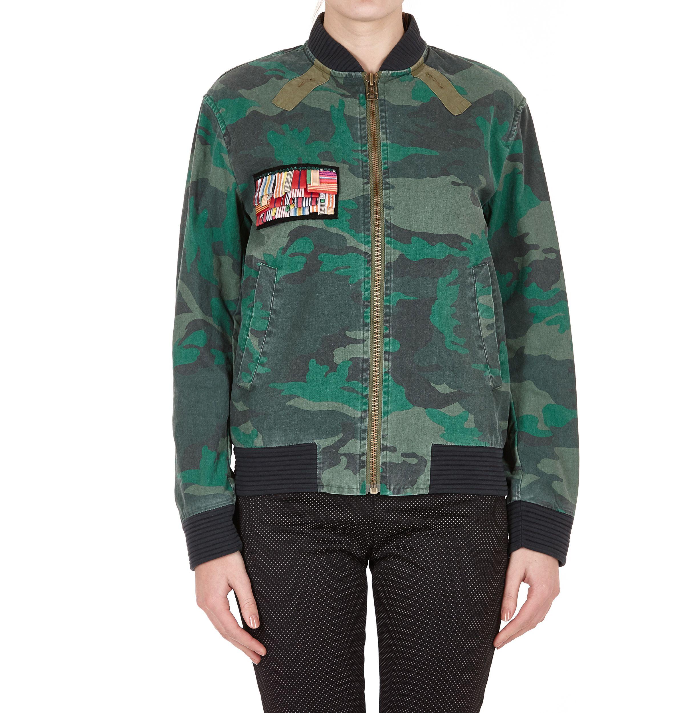 Mr & Mrs Italy Bomber Jacket