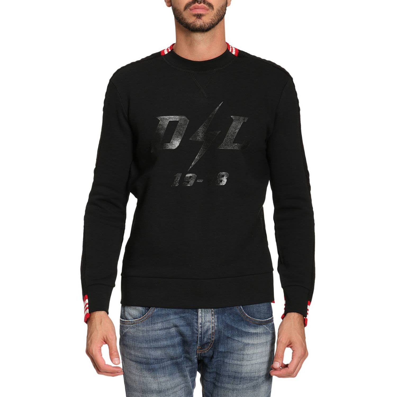 Sweatshirt Sweater Men Diesel