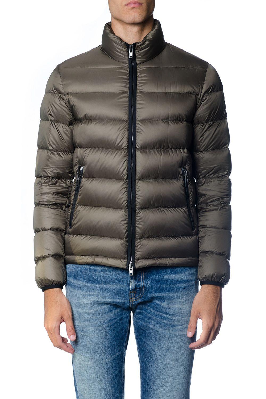 Fay Nylon Down Jacket