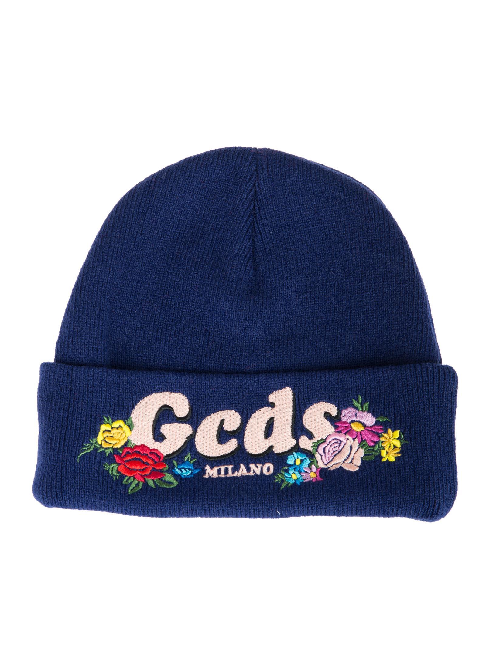 Gcds Logo Print Beanie