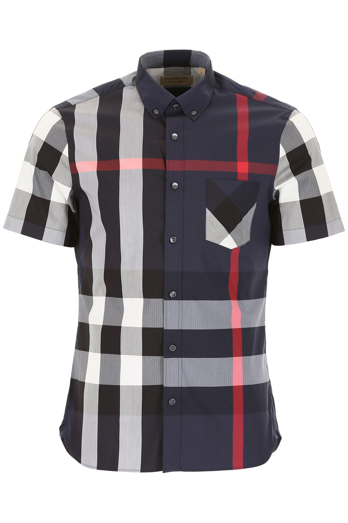 Short-sleeved Thornaby Shirt