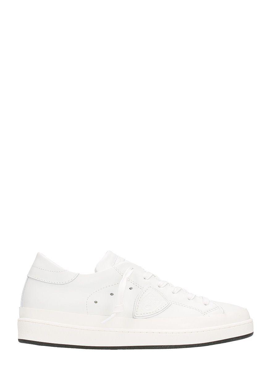 Philippe Model Opera White Sneakers
