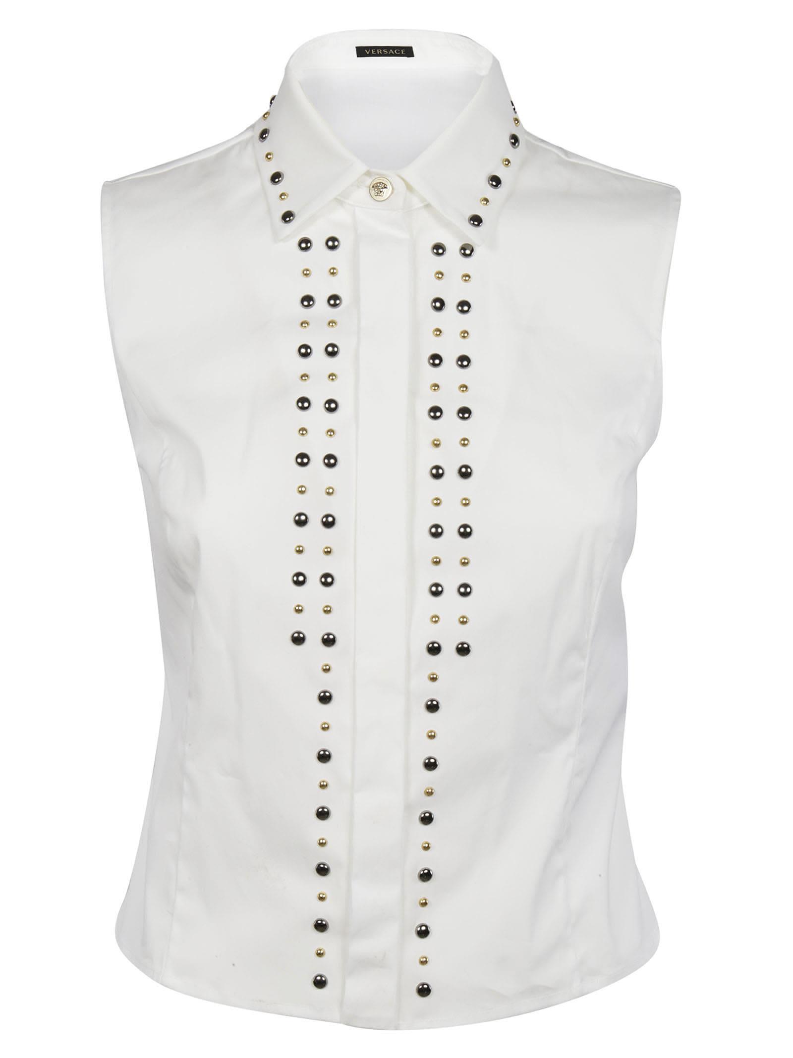 Versace Studded Top