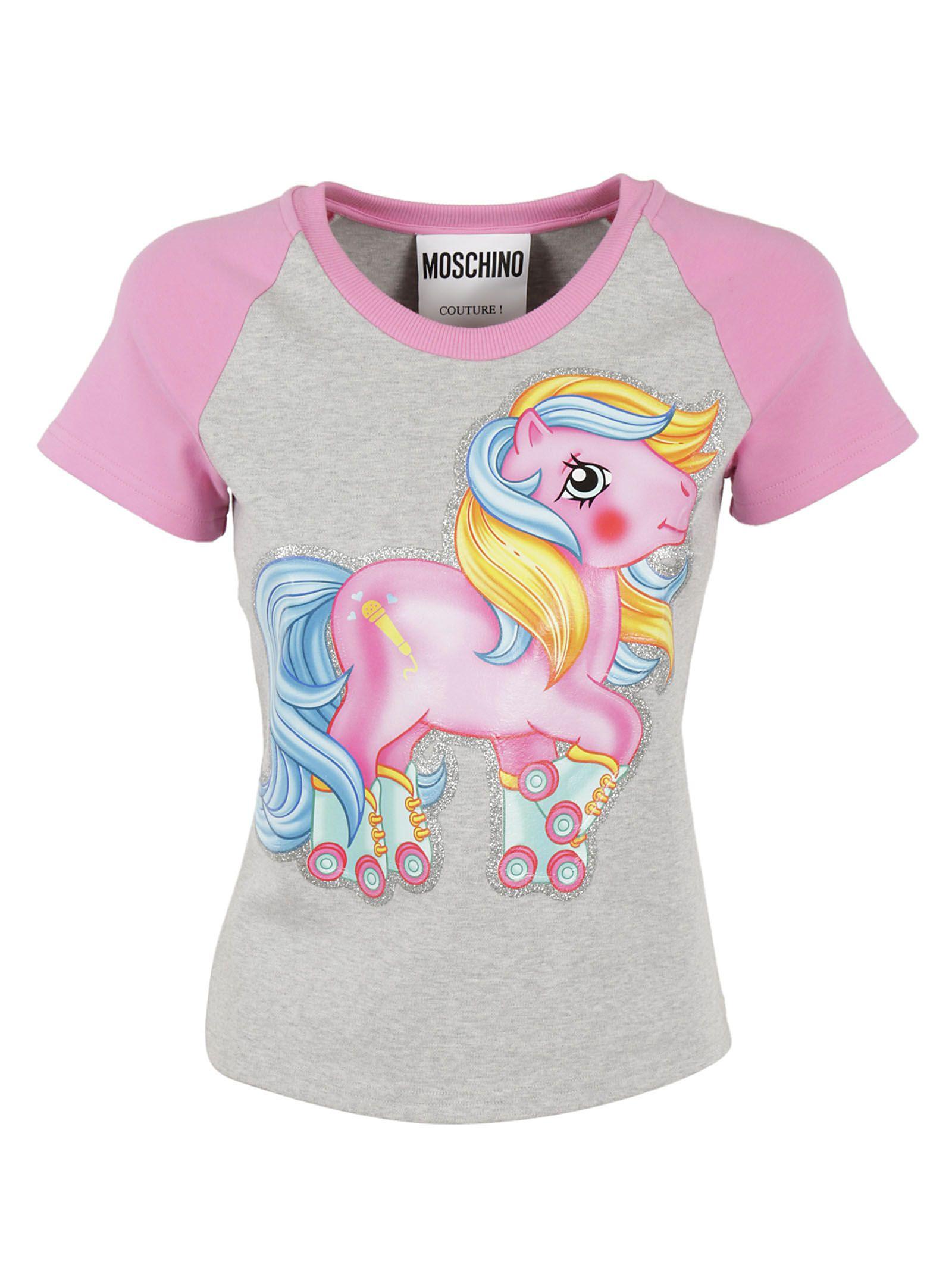 Moschino My Little Pony Varsity T-shirt