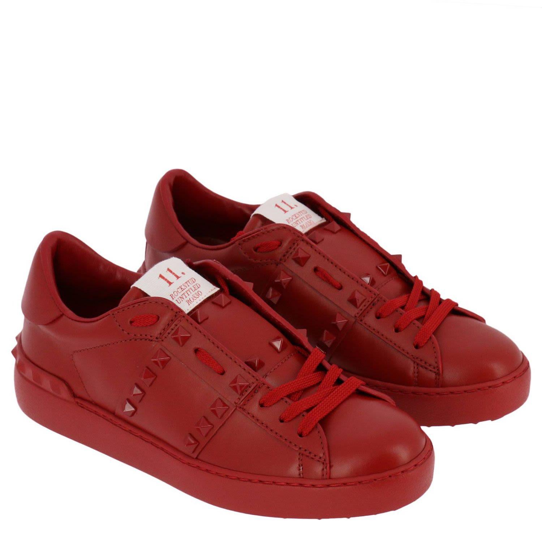 Valentino Garavani - Sneakers Shoes Women Valentino ...