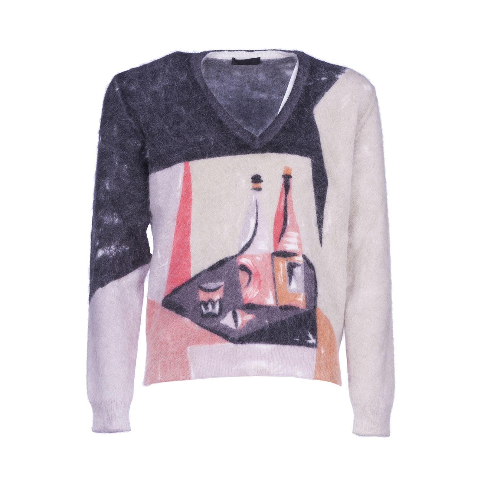 Prada Angora Sweater