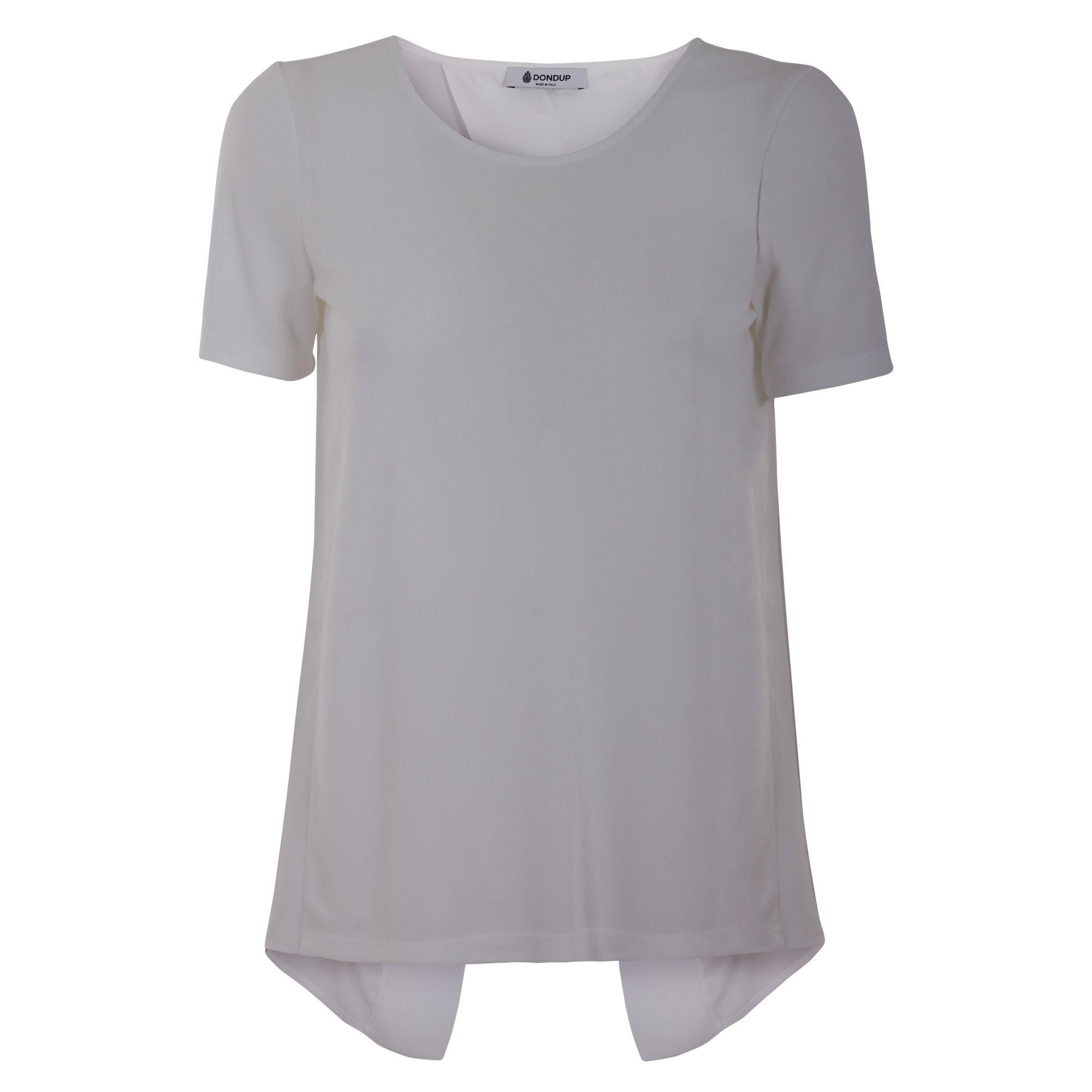 Dondup Maia Viscose Blend T-shirt