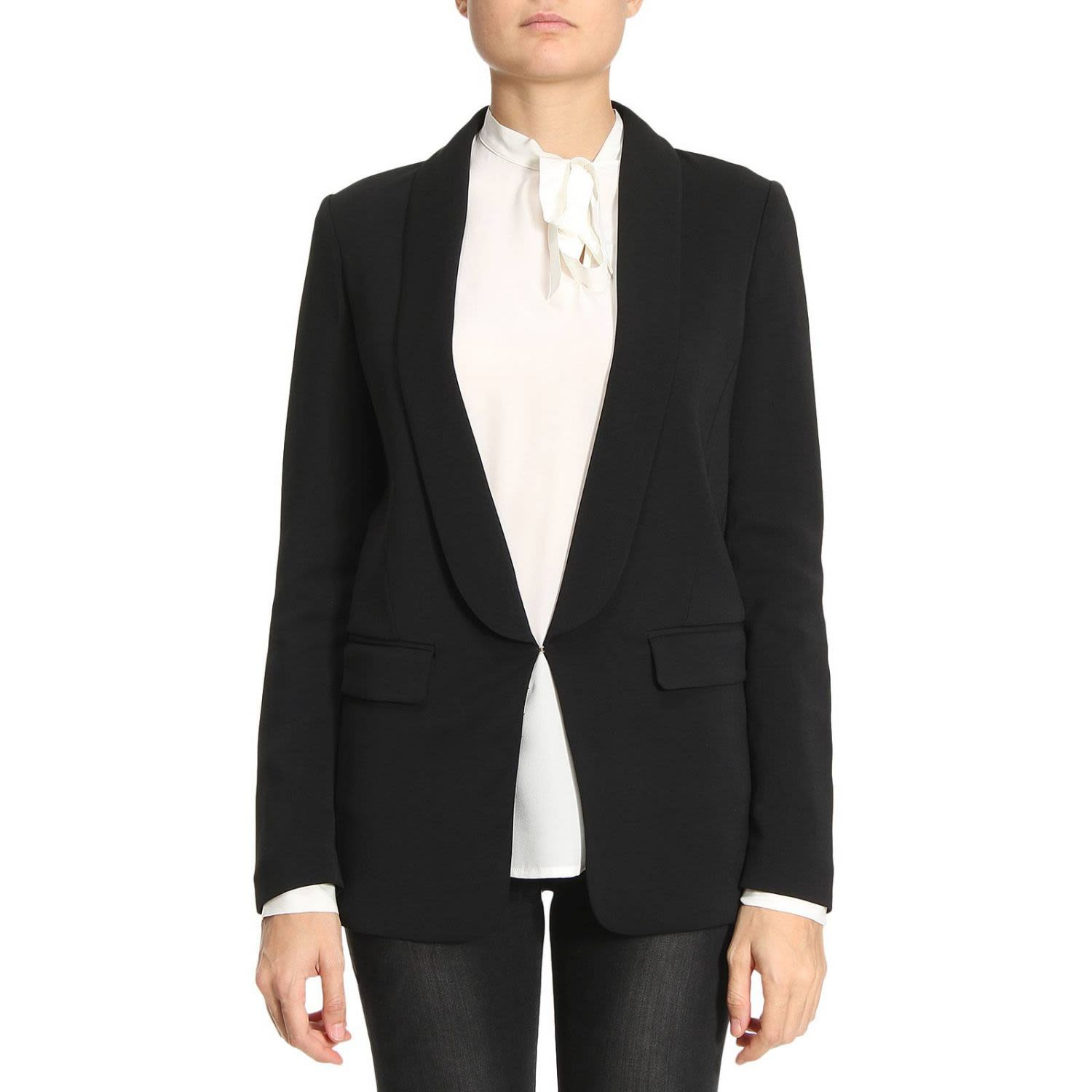 Blazer Blazer Women Twin Set
