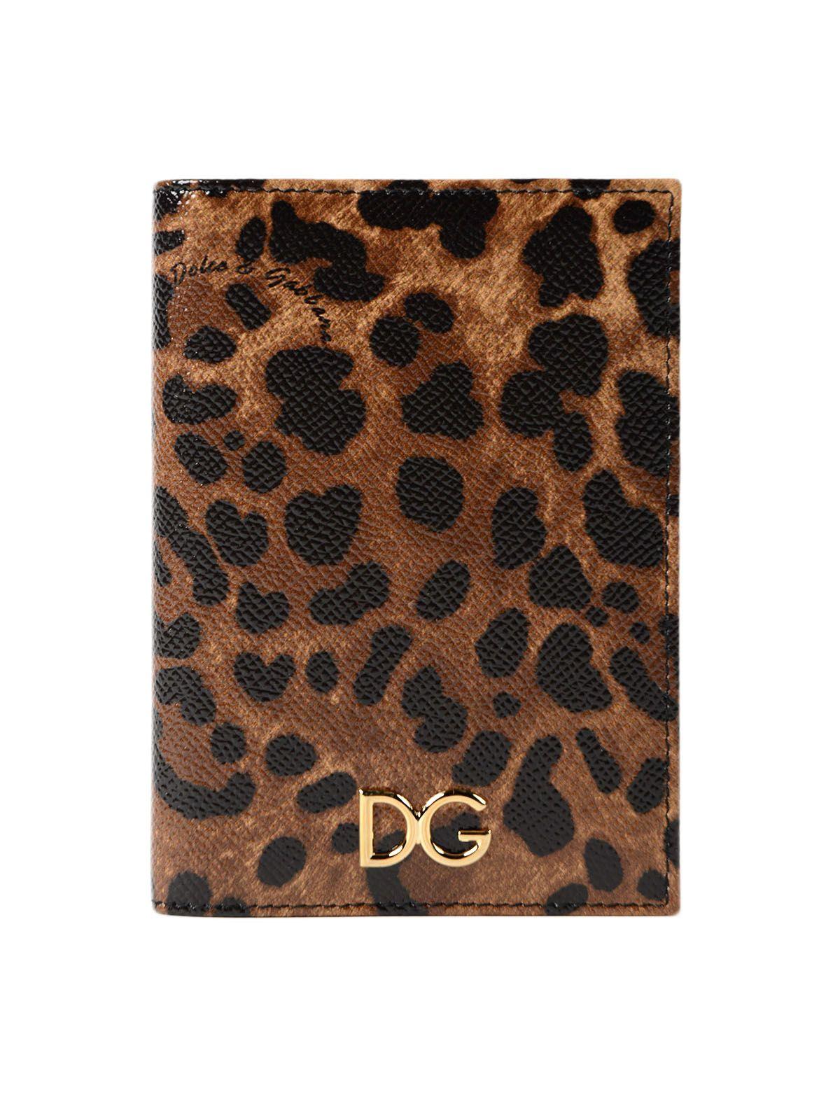 Dolce & Gabbana Dauphine St. leo Passport Case