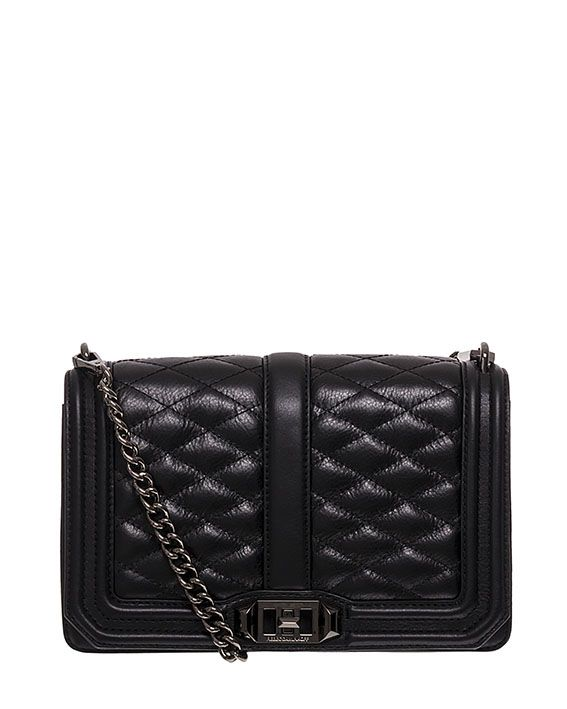 Rebecca Minkoff Love Leather Crossbody