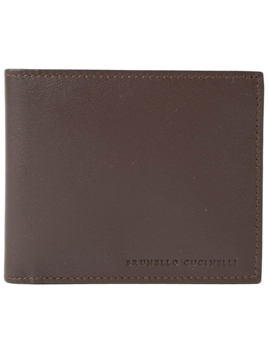Brunello Cucinelli Leather Wallet