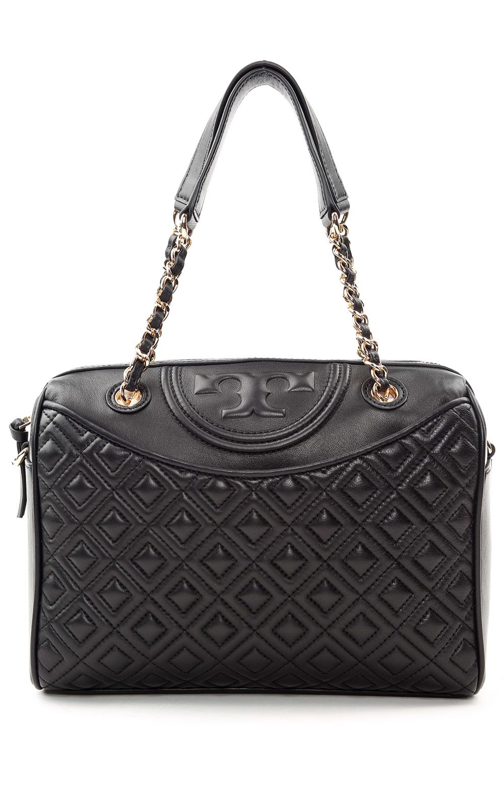 Tory Burch Tory Burch Fleming Duffel Quilted Leather