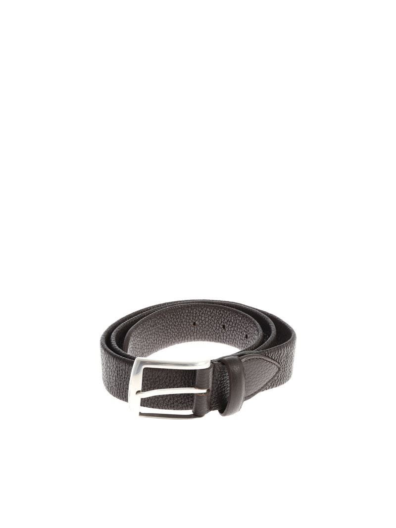Andrea Damico Leather Belt