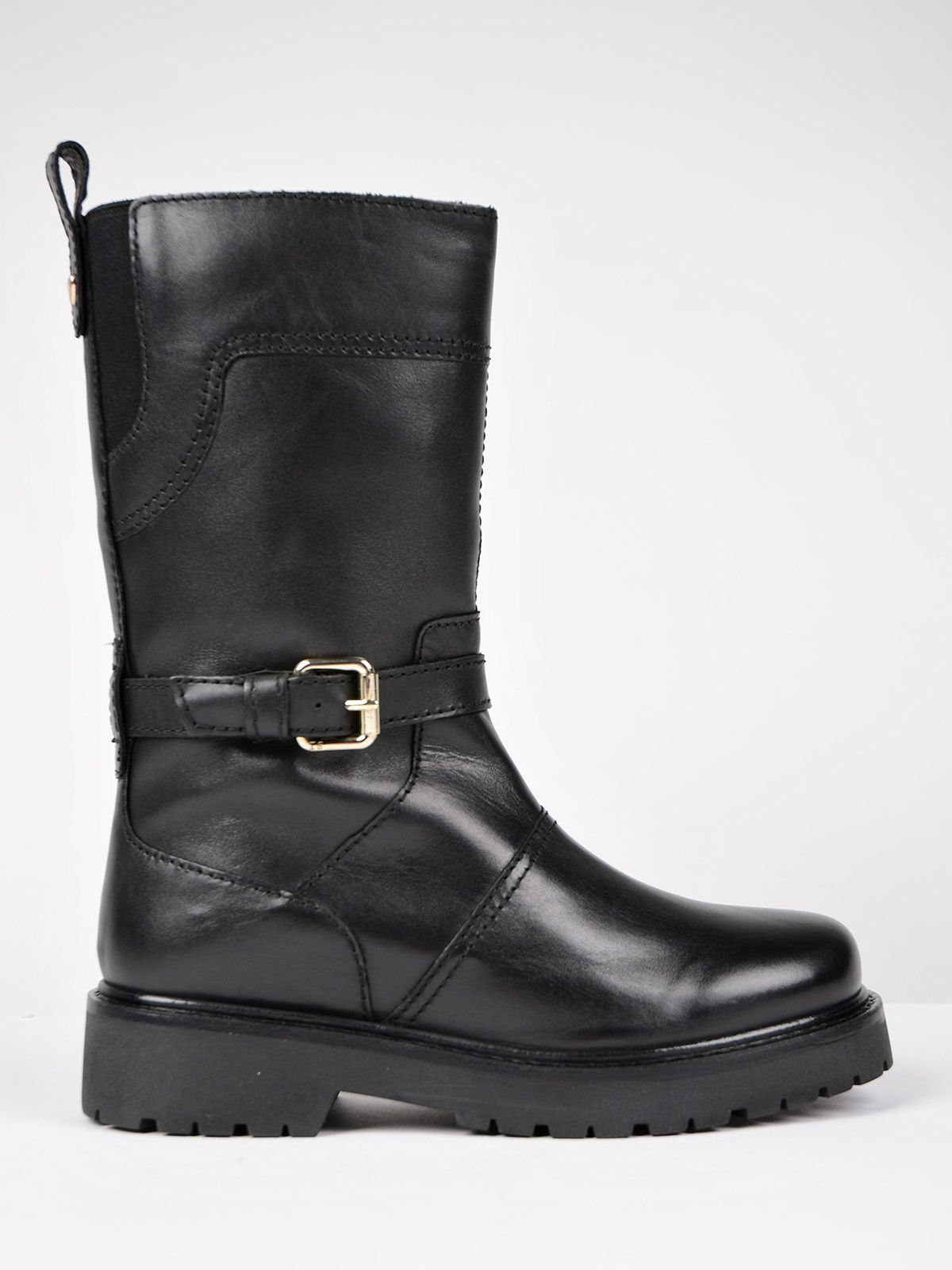 Twin-Set Buckled Boots
