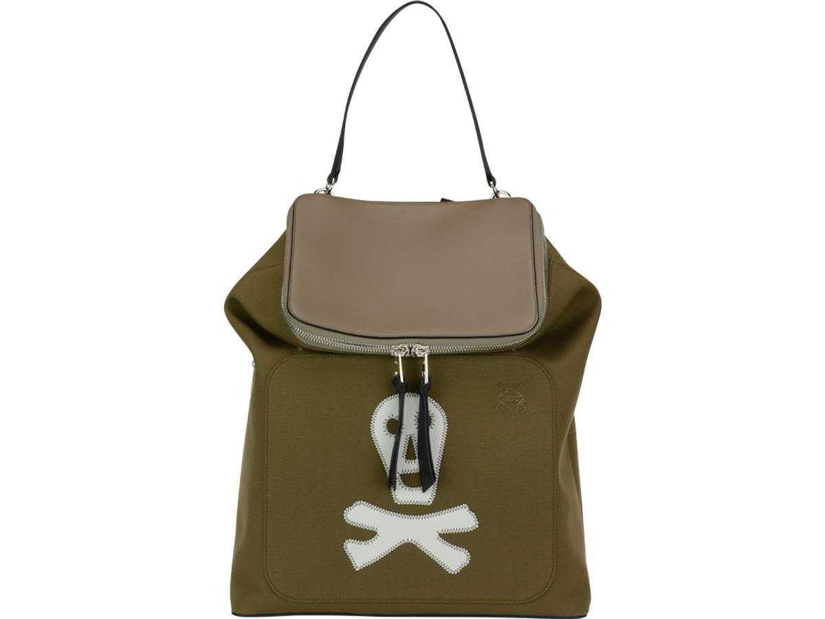 Loewe Goya Skull Backpack