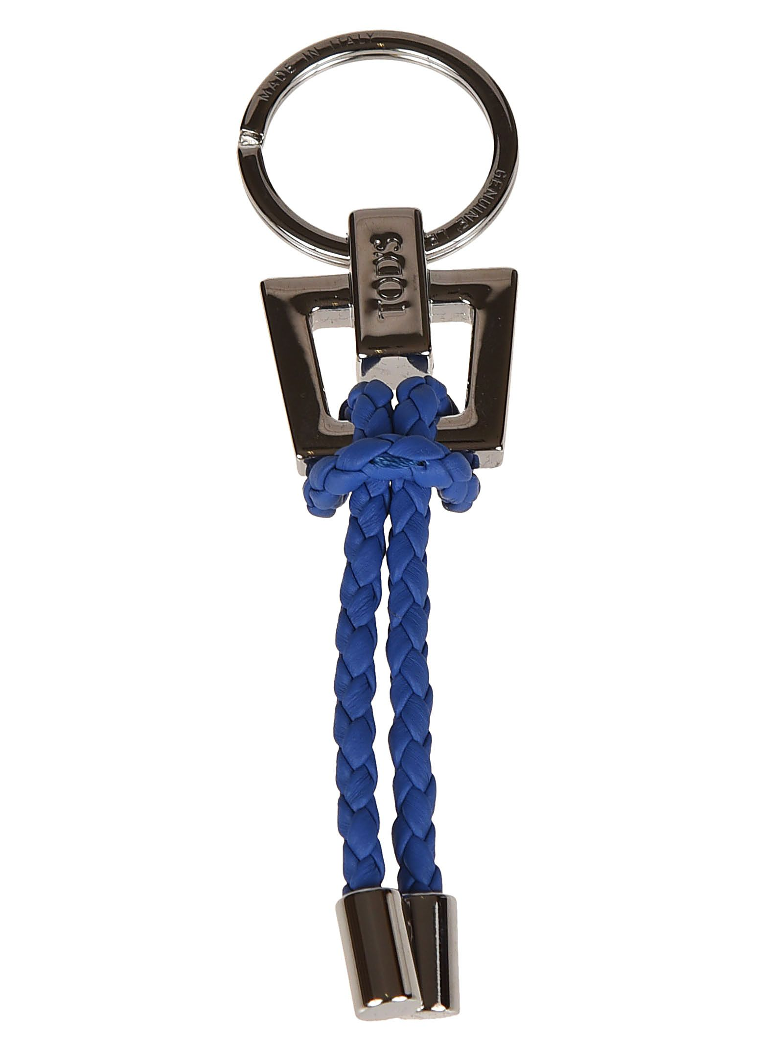Tods Rope Keyring