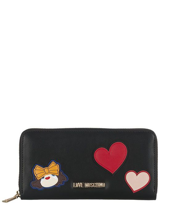 MOSCHINO WALLET PP14LM