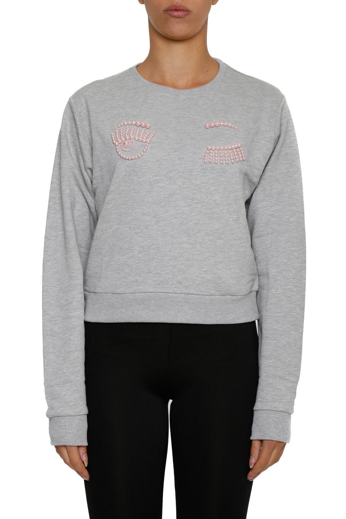 Flirting Pearl Sweatshirt