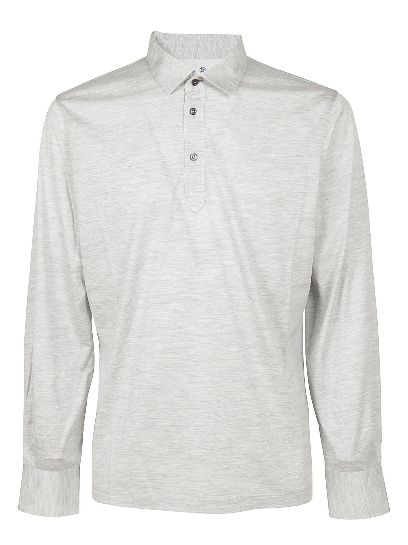 Brunello Cucinelli Brunello Cucinelli Plain Polo Shirt