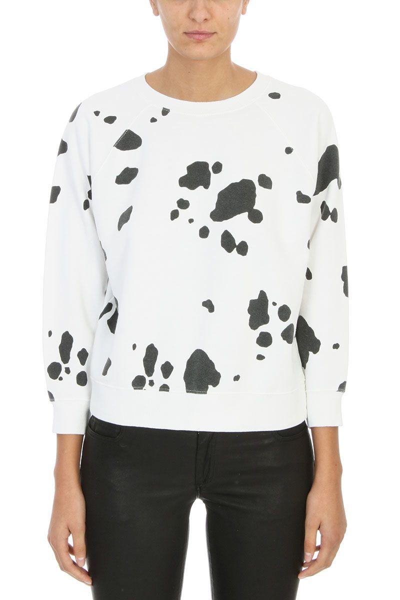 Marc Jacobs Spot Printed Sweatshirt