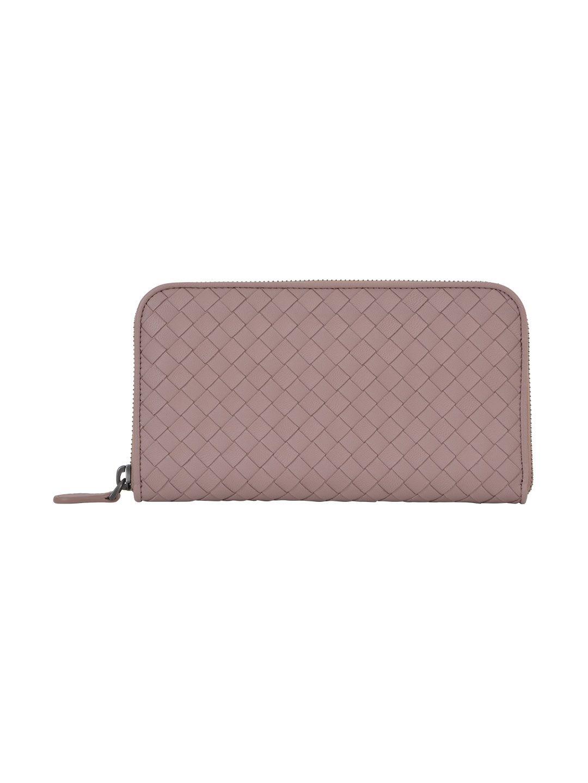 Bottega Veneta Leather-twined Wallet