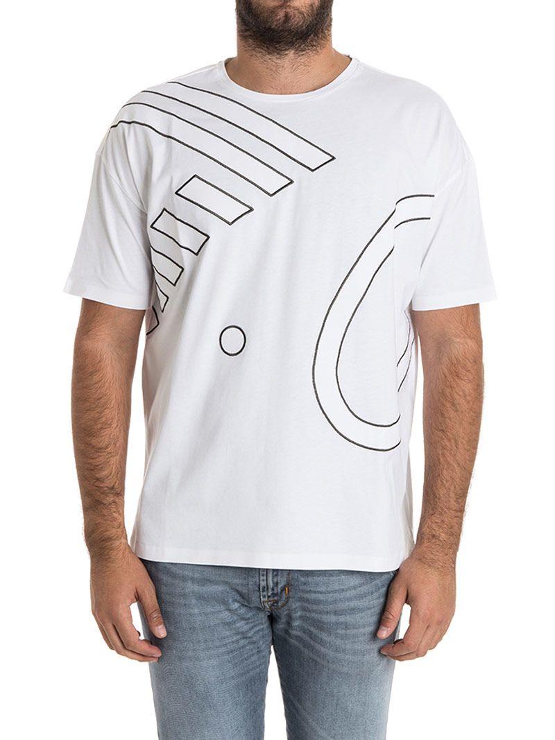EA7 Cotton T-shirt