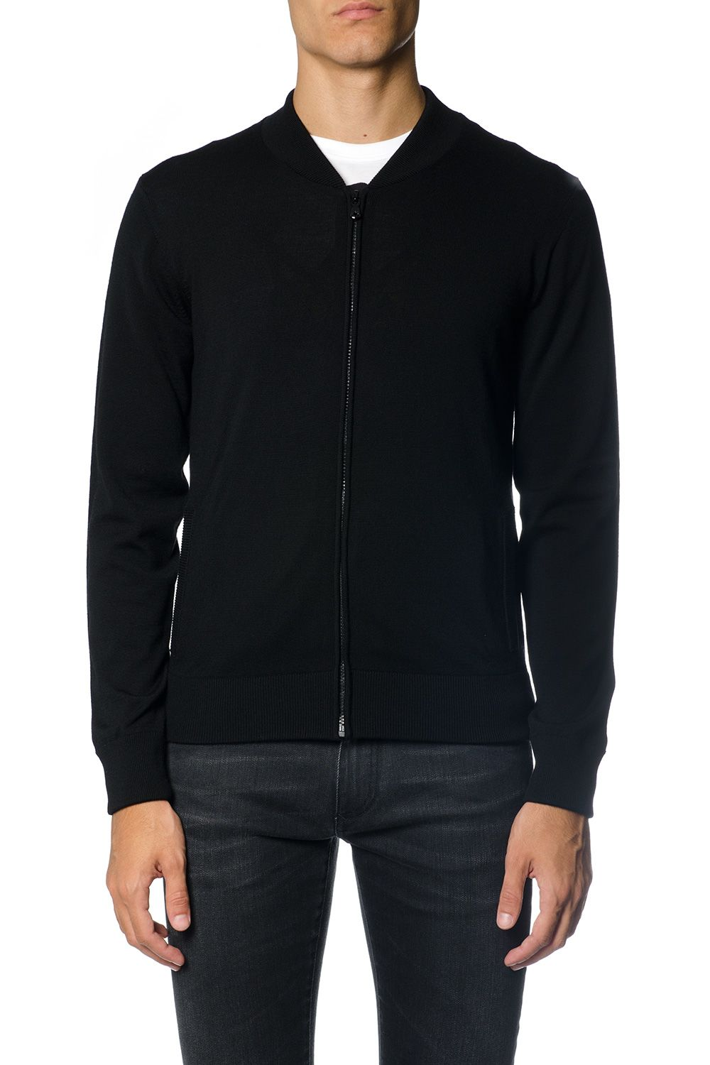 Dolce & Gabbana Zipped Sweater